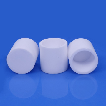High Purity Small Alumina Ceramic Cap