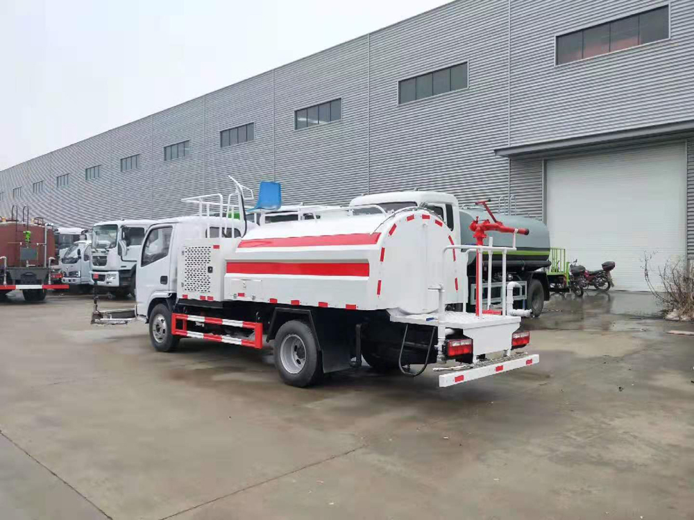 high jetting pressure truck 6