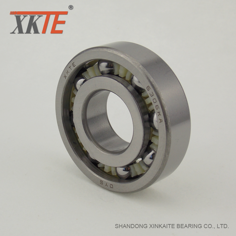 Polyamide Cage Ball Bearing For Troughed Belt Conveyor
