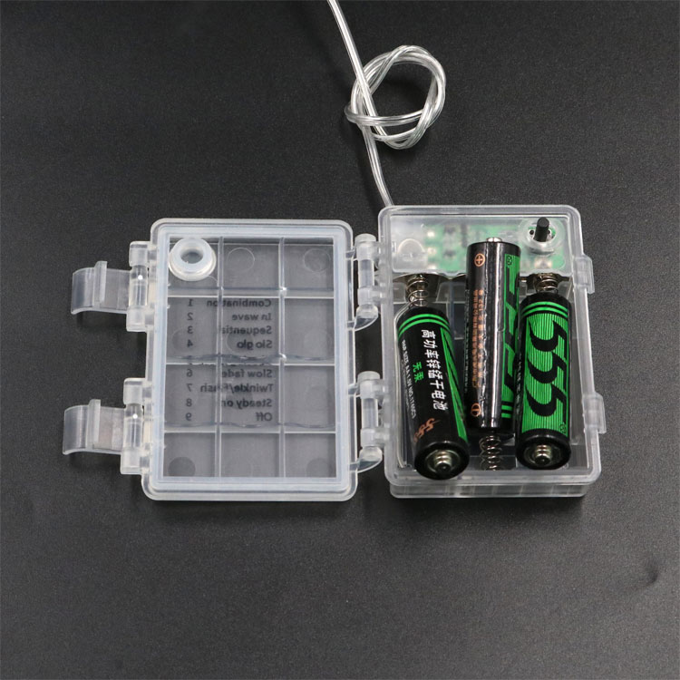 Patent Battery Holder