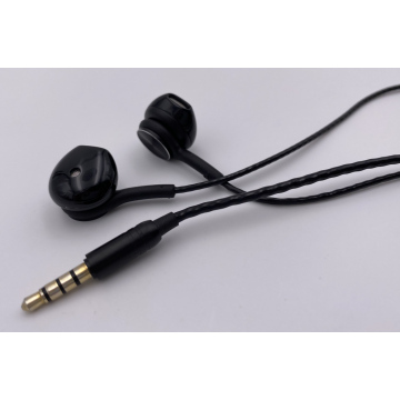In-Ear Headphone with One-Button Remote/Mic