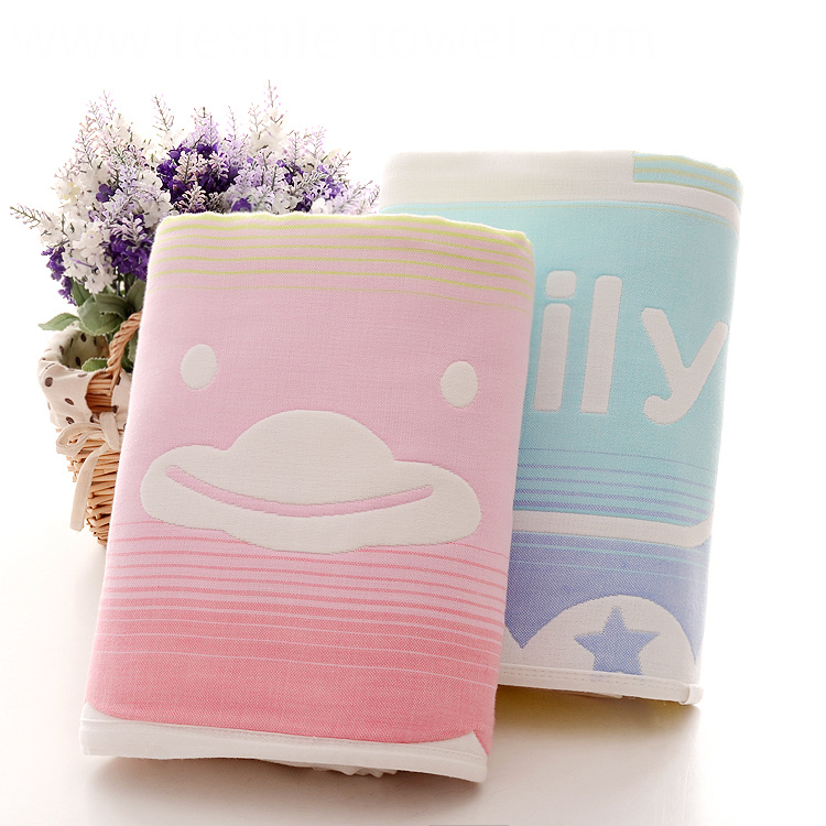 Gauze Cotton Baby Blankets