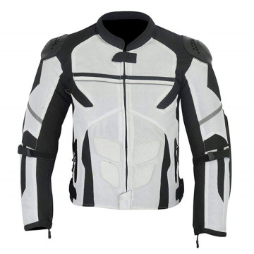 Biker Jacket With Armour With Factory Price
