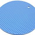 Thick Silicone Trivet Mat for kitchen use