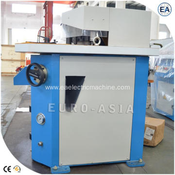 Adjustable Angle Hydraulic Notching Machine