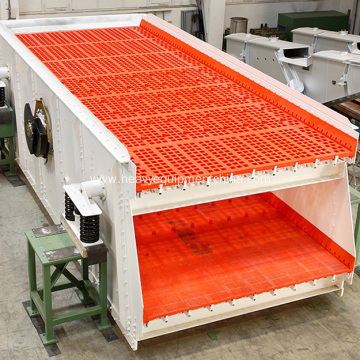 Industrial Shaker Machine Vibrating Sifting Screen For Sale