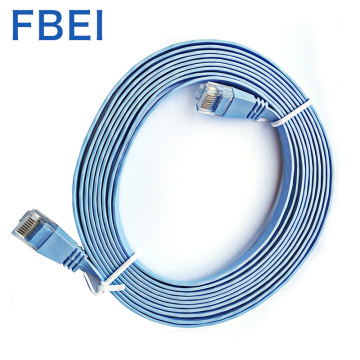 Patch Cord Cable with Built-in RJ45 Connectors