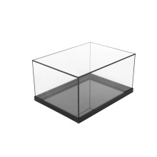 Acrylic Clear Stackable Large Shoe Storage Box