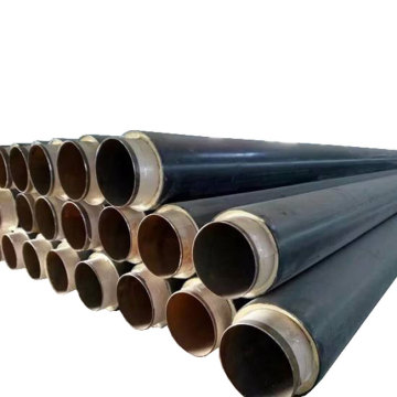 Direct Buried Insulation Steam Steel Pipe