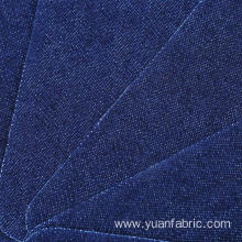 Lightweight Washed Blue Denim Fabric