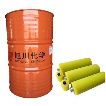 Polyurethane for casting wheel PU rubber roller