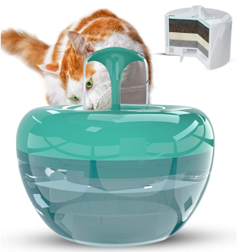 Patented 5-Layer Filtration Pet fountain