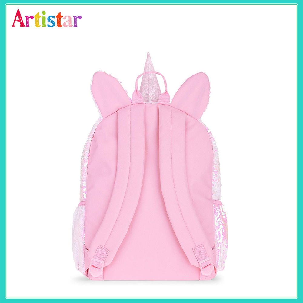 Unicorn Sequins Backpack 13 2