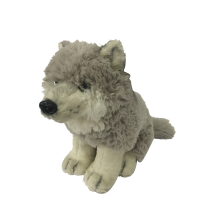 Plush Snow Fox Toy