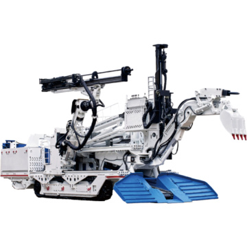 Diesel Electric Bolter Drilling Rig Machine