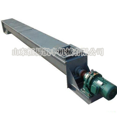 auger delivery equipment