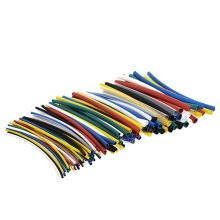 140 Pcs Car Tube Heat Tubing Tubing For Electrical Cable Wrap Polyolefin Sleeve Insulation Materials Elements Dropship