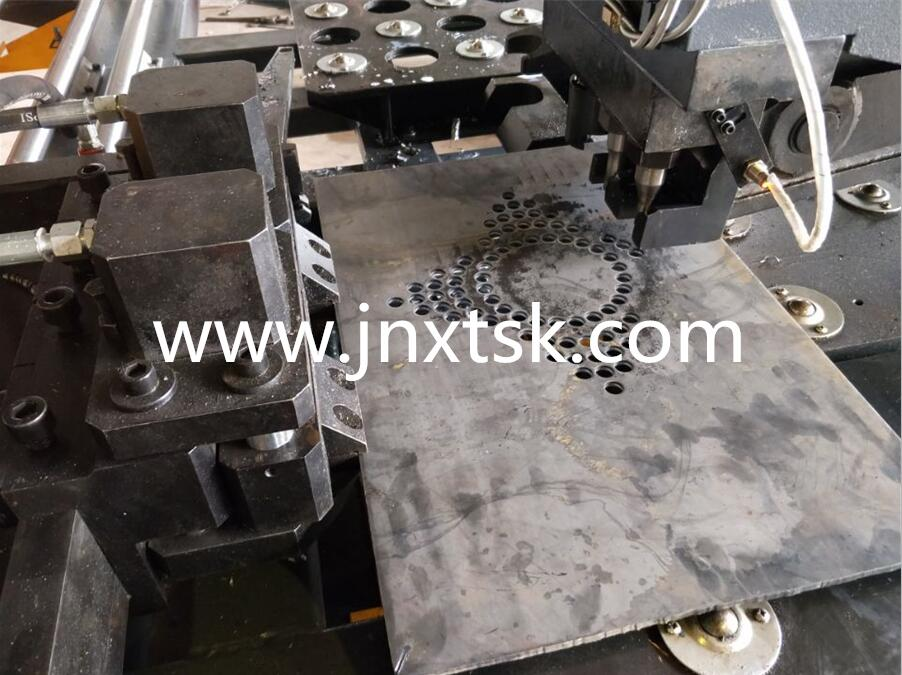 CNC Hydraulic Punching Marking Line