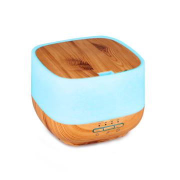 Powerful Mist Output New Wood Grain Aroma Diffuser