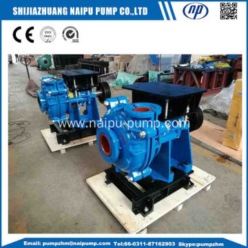 8/6E-AH slurry pumps for copper mining