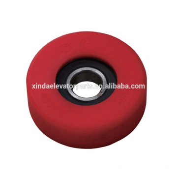 Step wheel 80x25 bearing 6304 for escalator spare part