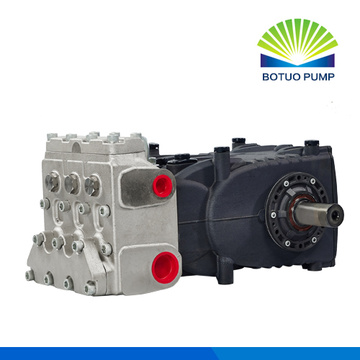 sewer cleaning pump for sewer cleaning truck