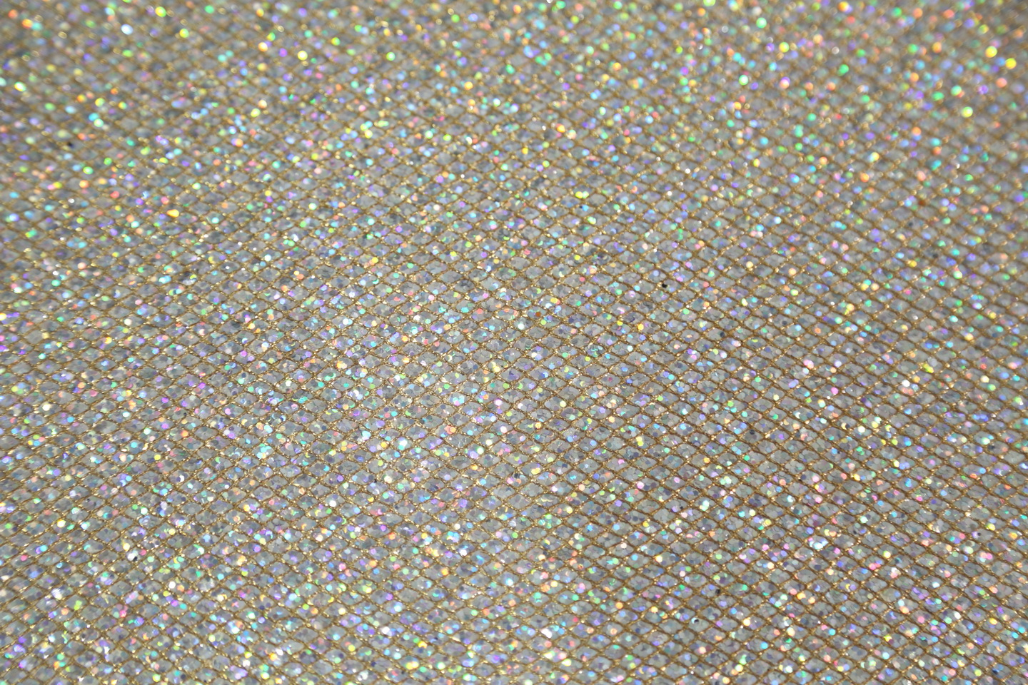 High quality fashionable PU Glitter Leather