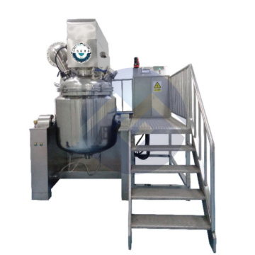 High quality Vacuum emulsifying mixer