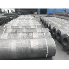 HP500 550 600 Length 2400mm Graphite Carbon Electrode
