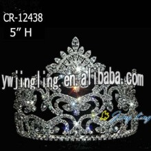 Wholesale Rhinestone Pageant Crowns And Tiaras
