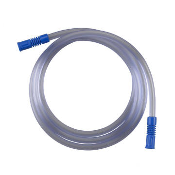 PVC yankauer handle connector for tube suction