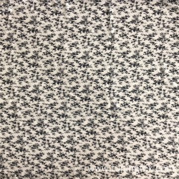 Rayon Print Fabric With Soft Handfeel