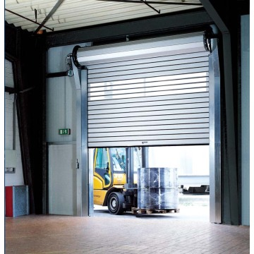 High Performance Rapid Rolling Up Door