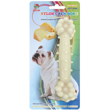 "Percell 6"" Nylon Dog Chew Bone cheese Scent"