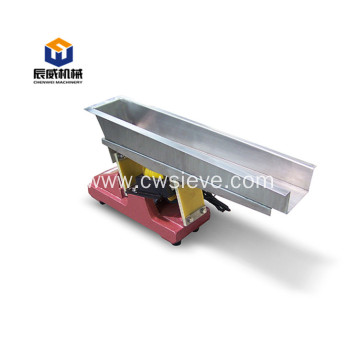 GZV small electromagnetic vibrating conveyor