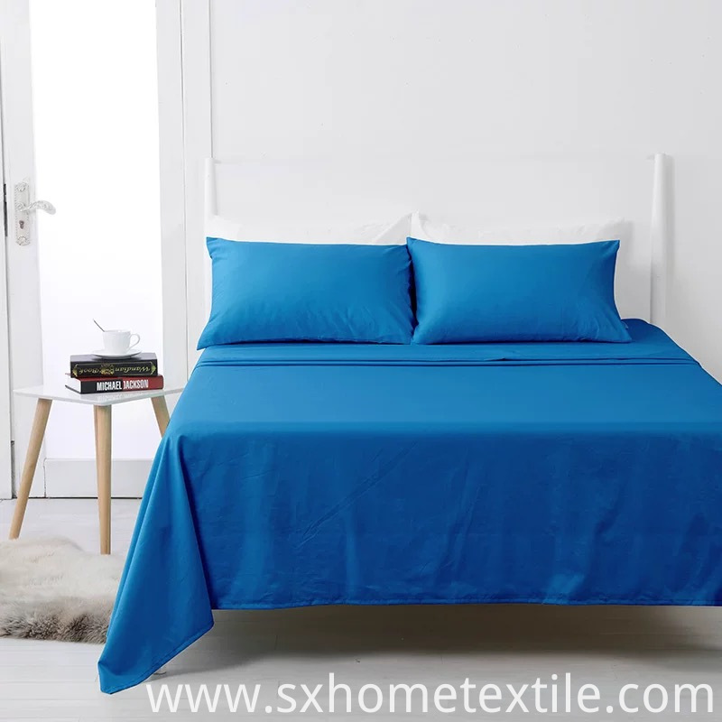 solid color flat sheet