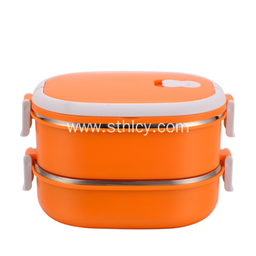 Stainless Steel Insulated Food Thermos Containers
