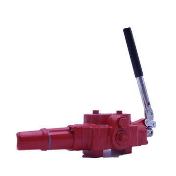 fixed log splitter valve
