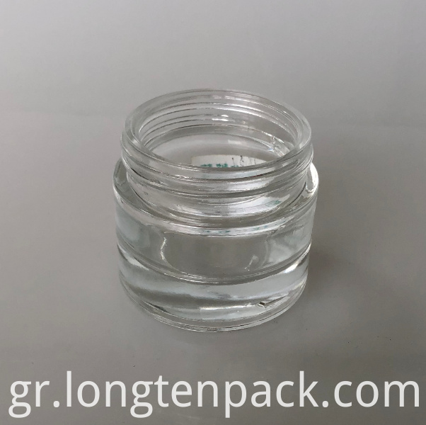 LTP4025 Column glass jar
