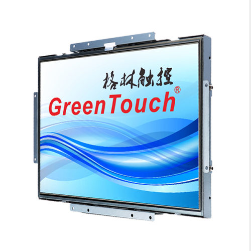HD Resolution 15 Inch Open Frame Touch Monitor