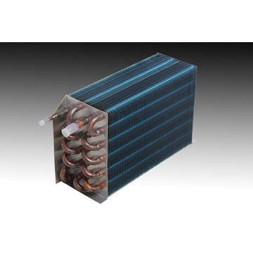 Commercial Refrigeraion Copper Aluminum Fin Type Condenser