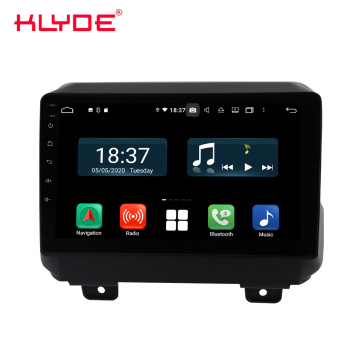 New arrival car stereo for Jeep Wrangler 2020