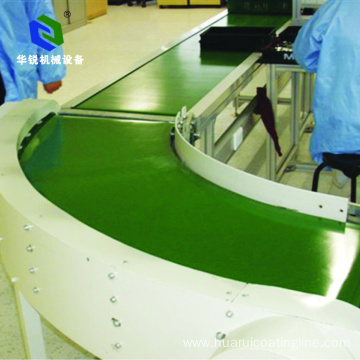 Advanced technology Flat Automatic PVC Conveyor Belt