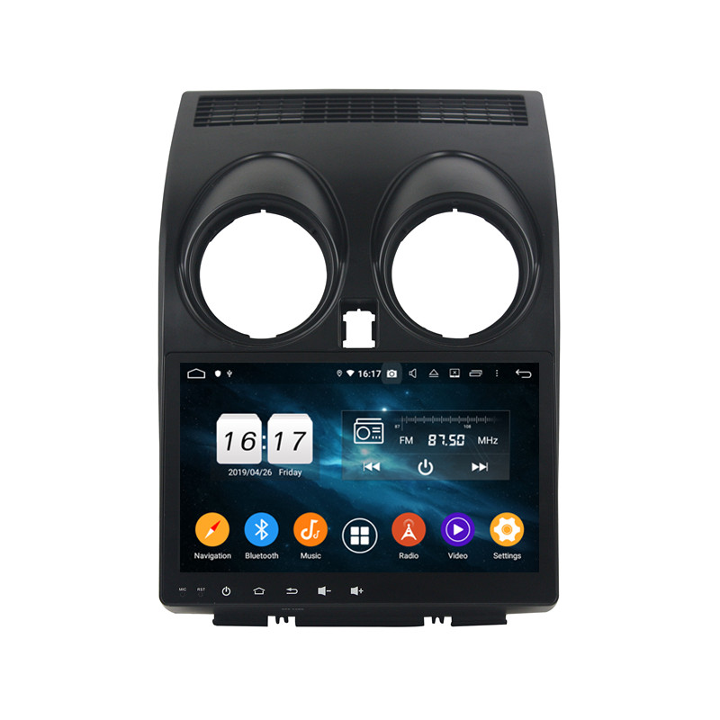 multimedia 2 din android for Qashqai