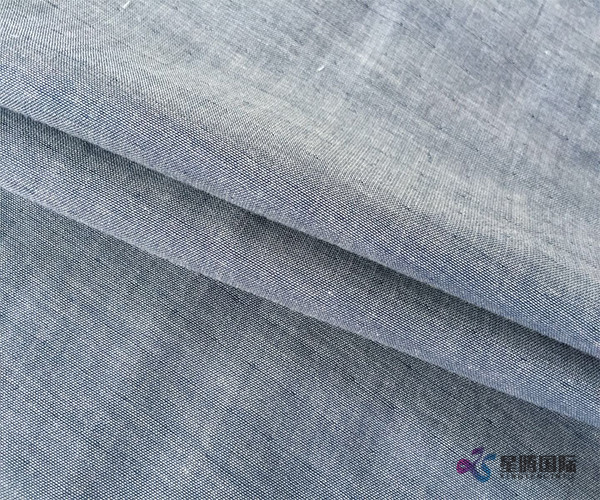 Plain Double Layer 100% Cotton Yarn Dyed Fabric