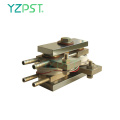 1777A SCR Soft Starter assembly  consists of six thyristors