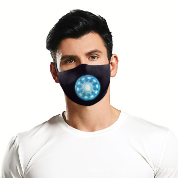 Dust Washable 3D Printed  Mask