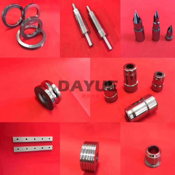 Chinese Tungsten Carbide Wear Parts and Specialty Components