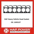 DAF Heavy Vehicle Parts Head Gasket 1690107