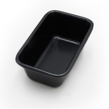"7"" Nonstick Toast Bread Mold Pan-Black"